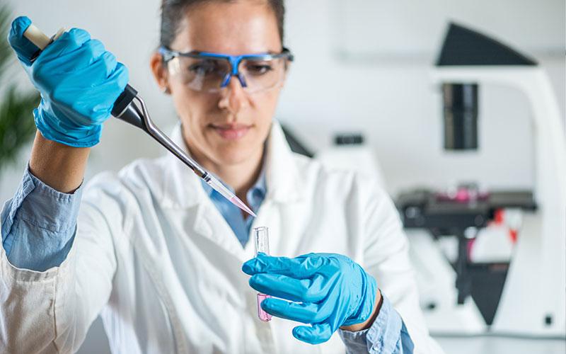 Laborator chimie Teste